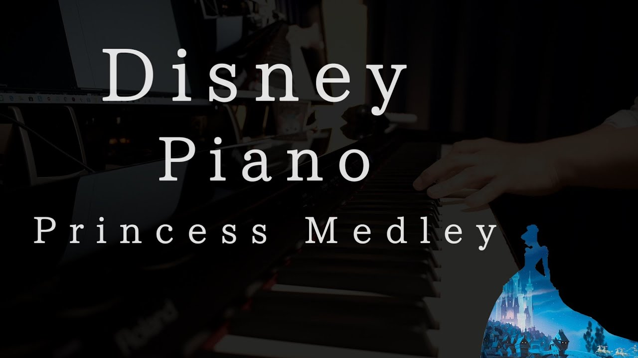 Disney Princess Piano Medley Arranged by kno