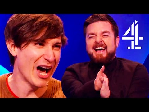 Everyone Makes Fun Of Alex Brooker's Regrettable Jokes! | The Last Leg