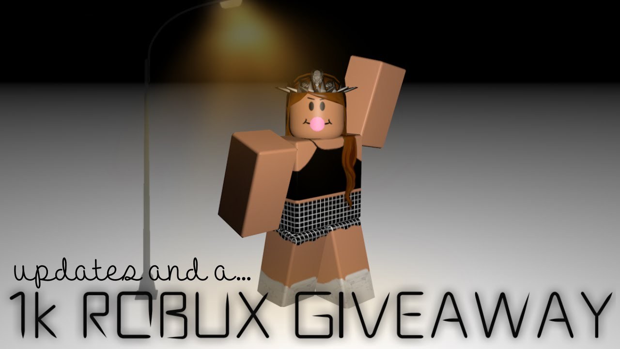 1k Robux Giveaway Closed By Lmisty Roblox
