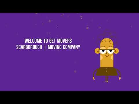 Get Movers in Scarborough ON