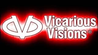 Vicarious Visions Logo Ident