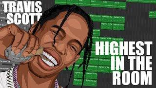 Travis Scott - HIGHEST IN THE ROOM (IAMM Remake)