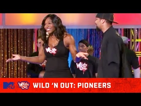Serena Williams Pioneers Her Way To Wild 'N Out 😂🙌  WNOTHROWBACK