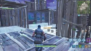 Bug Kill in Playground mode/Fortnite Battle Royale