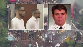 Two Men Sentenced To Prison In Death Of FDNY Chief