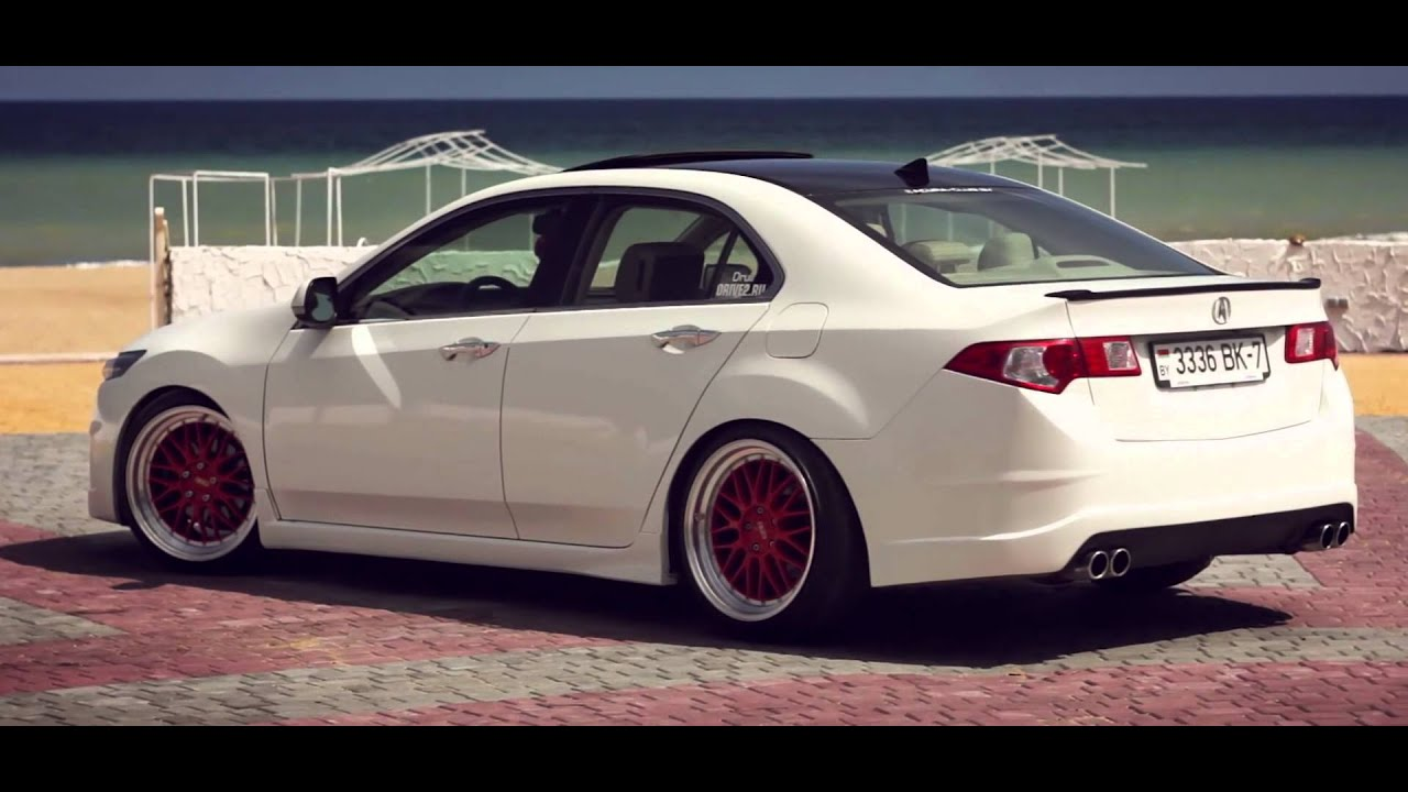 Acura tsx special