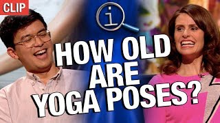 QI | How Old Are Yoga Poses?