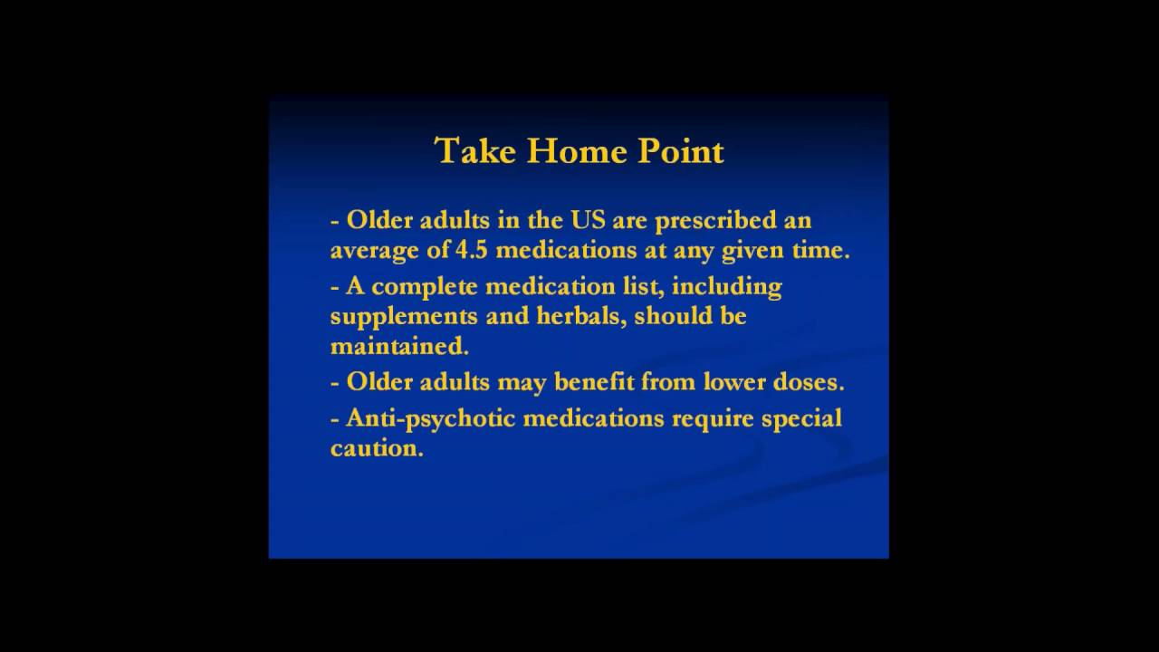 aps guidelines working with older adults