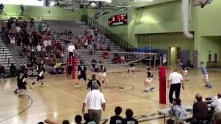 Palisades vs. Granada Volleyball City Championship 2013 Thumbnail