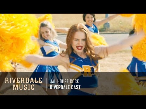 Riverdale Cast - Jailhouse Rock | Riverdale 3x02 Music [HD]