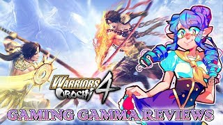 Warriors Orochi 4 Review (PS4/Switch/PC/XBO) |Gamma Review