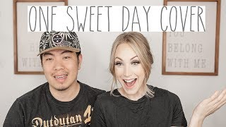ONE SWEET DAY REACTION | COVER BY MICHAEL P, BUGOY D, DARYL O AND KATRINA V.