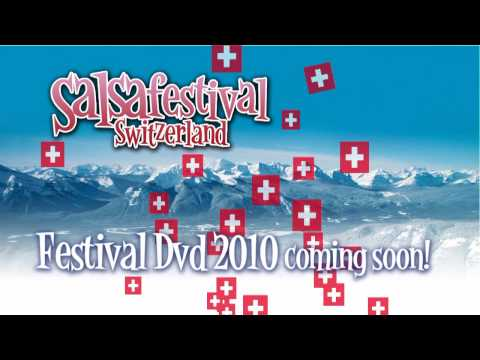 Salsafestival Switzerland 2010 (official) - DVD preview.... shipping now..