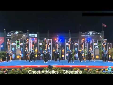 Cheer Athletics - Cheetahs - Worlds 2016 Finals