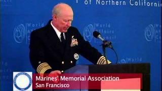 2011 Admiral Robert F. Willard - Extended