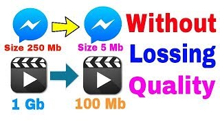 HOW to Reduce App Size in Android || Reduce Video Size Without Lossing Quality