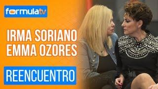Irma Soriano y Emma Ozores se reencuentran tras