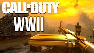 Call of Duty: WW2 Multiplayer Gameplay Stream (Completing Challenges)