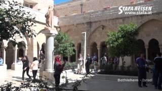 Gambar cover STAFA REISEN Video: Bethlehem, Israel