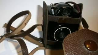 BILORA BOY CAMERA 1949 - Boxkamera