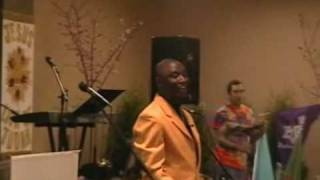 Part 2 Pastor Tucker 1st annual breakthrough anointing service