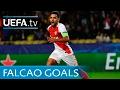 Radamel Falcao - Six great goals の動画、YouTube動画。