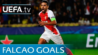 Radamel Falcao - Six great goals