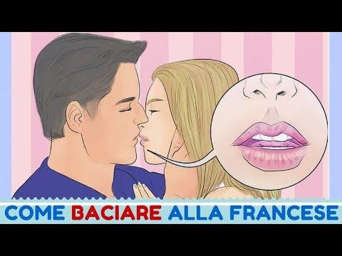 COME BACIARE ALLA FRANCESE - Farsi Avanti