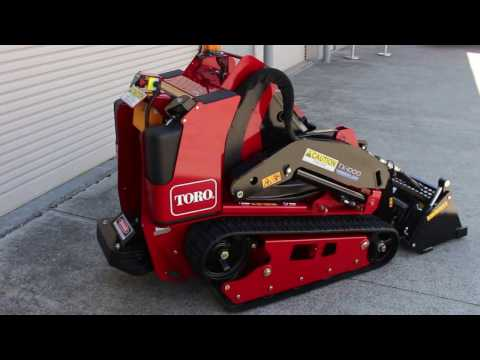 HMS Equipment modified RC_TX 1000 Compact Utility Loader