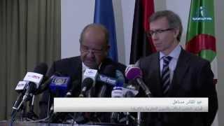 اجتماع الجزائر يؤكد على وحدة ليبيا و مكافحة الإرهاب