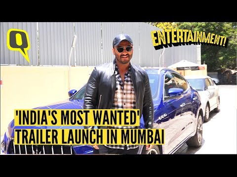 arjun-kapoor-at-'india's-most-wanted'-trailer-launch-|-the-quint