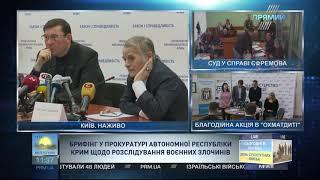 Мустафа Джемілєв: за три роки окупациї Криму населення збільшилося на 10%