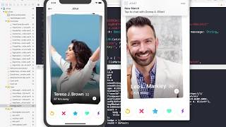 Learn about real-time chat/dating app while building messenger and tinder. build full tinder now at https://zero2launch.io/p/create-realtime-chat-app/?produc...