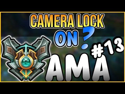 Camera Lock? Is Vi good? - Masters AMA #13 - League of Legends thumbnail