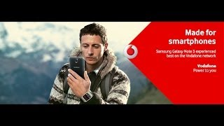 Vodafone Network - Smartphones - new ad 2013 HD