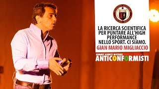 Estratto Summit 2017 Gian Mario Migliaccio - Ricerca Scientifica