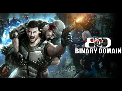 Binary Domain Ep #1 Invasion  