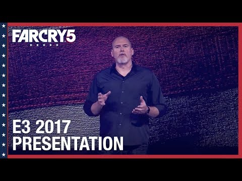 Far Cry 5: E3 2017 Official Conference Presentation | Ubisoft [NA]