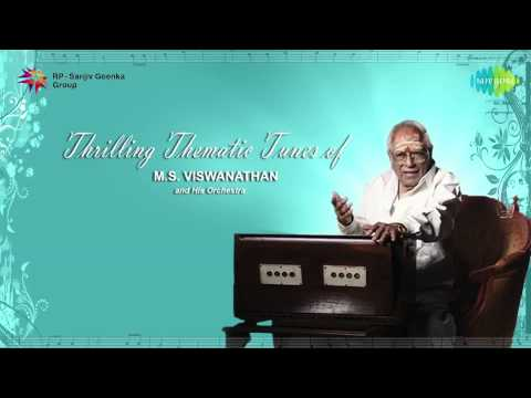 Thrilling Thematic Tunes of MS Viswanathan | Jukebox