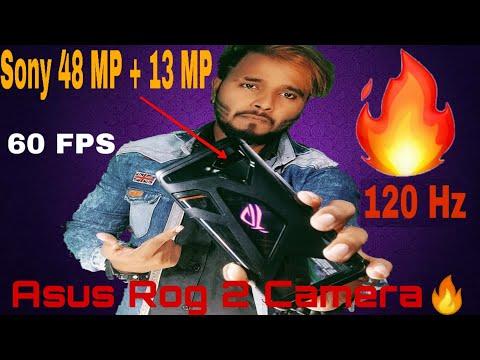 Asus Rog Phone 2 Camera Review (HINDI)🔥 | The Beast Camera 4k EIS 60 Fps Support 🔥🔥