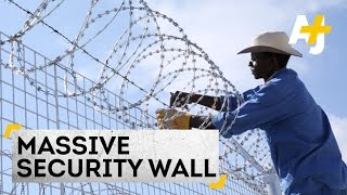 Beyond The Massive Security Wall In Somalia