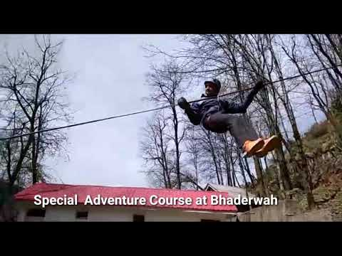 Adventure sports festival commences in Bhaderwah