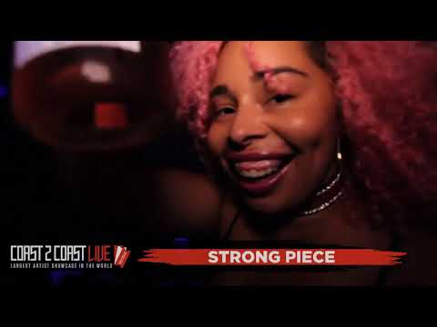 STRONG PIECE Performs at Coast 2 Coast Music Conference Showcase 9/1/17 - 2nd Place