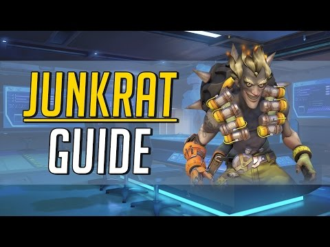 [#1 Junkrat Guide] by PvpTwitch