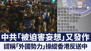 美國務院支持香港民主 駁斥中共「外國勢力」說法|新唐人亞太電視|20190731