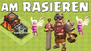 38 HEILER & BARBAREN KÖNIG! || CLASH OF CLANS || Let's Play CoC [Deutsch/German Android iOS PC HD]
