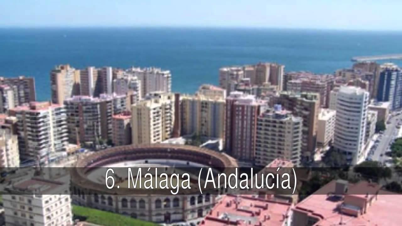 Las ciudades m s modernas de espa a youtube - Cual es la mejor ciudad de espana ...