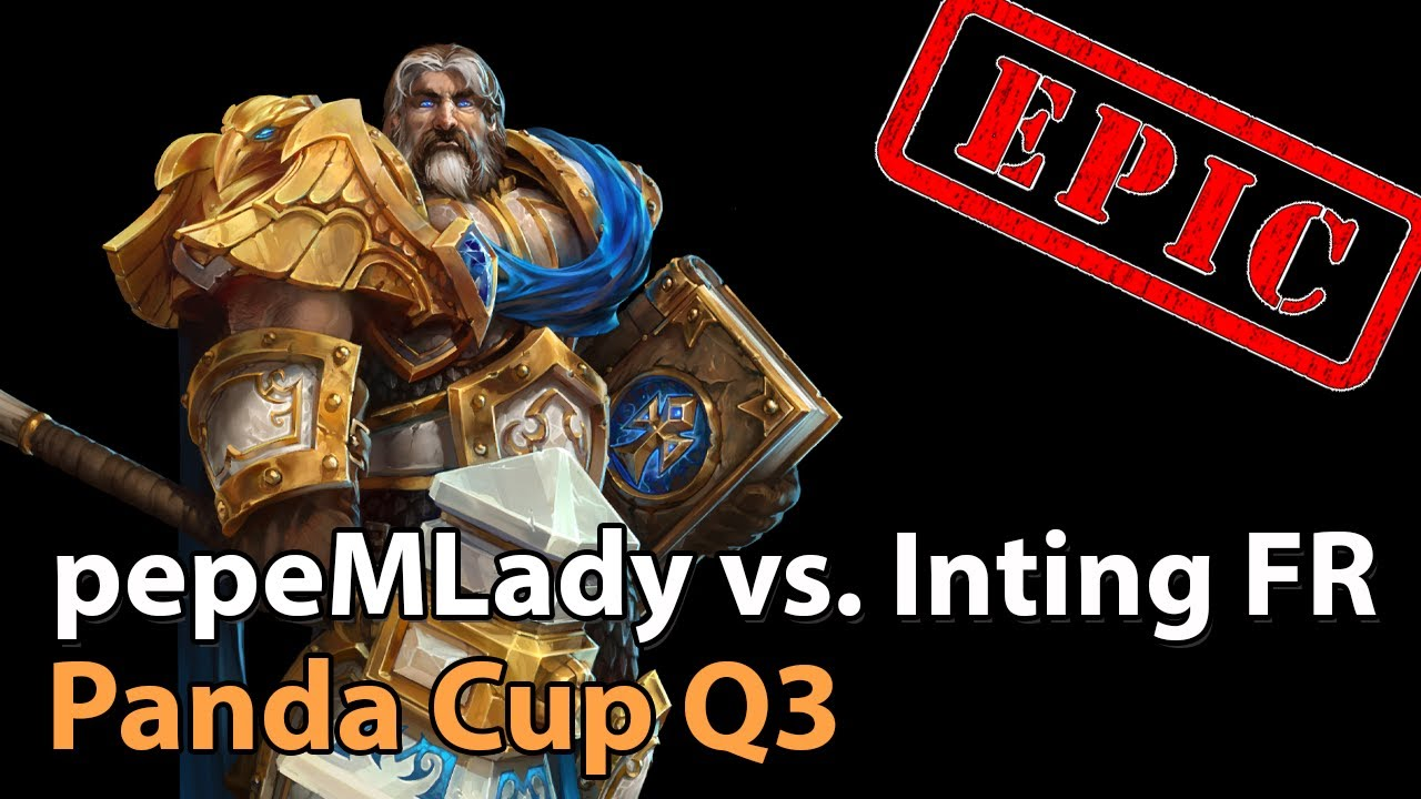 ► EPIC pepeMLady vs. Inting For Ruby - Panday Cup Q3 - Heroes of the Storm Esports