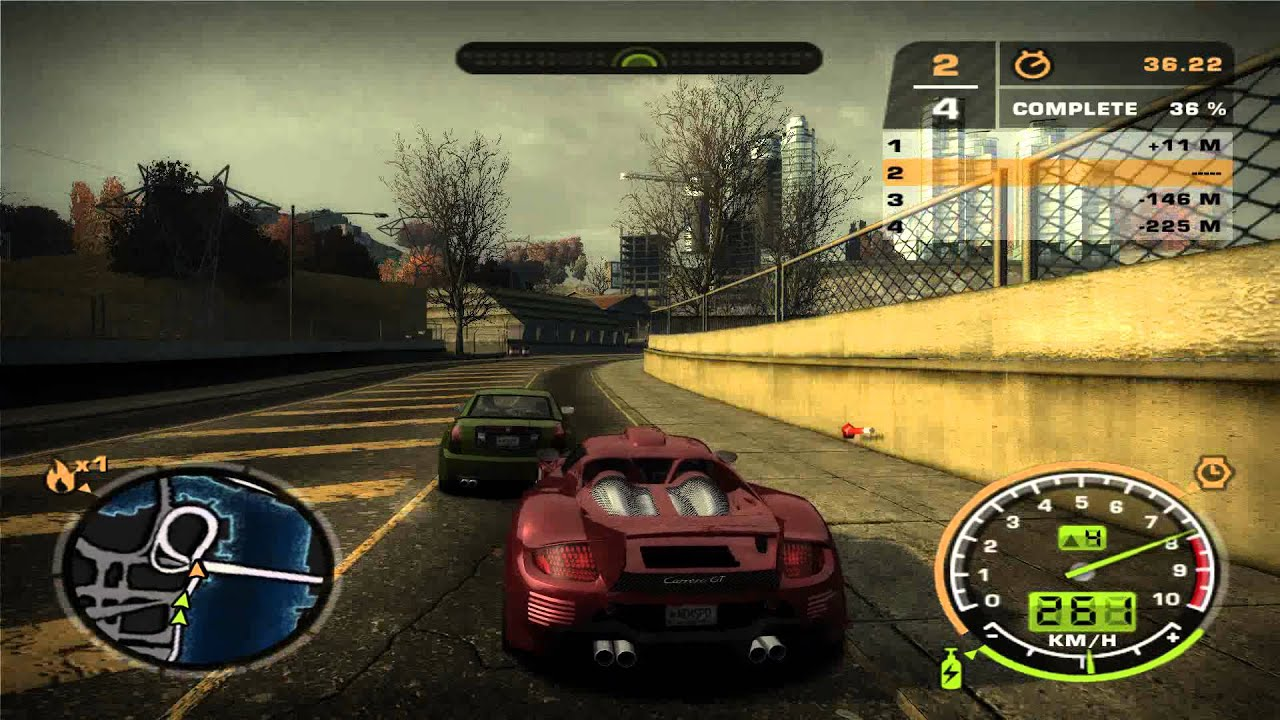 NFS Most Wanted 2005 Modern Rockport HD Texture Mod + ENB ...