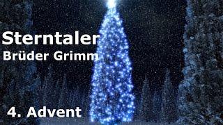 Sterntaler von Brüder Grimm   4. Advent   WEIHNACHTS-SPEZIAL 2015   Learn German HD♫